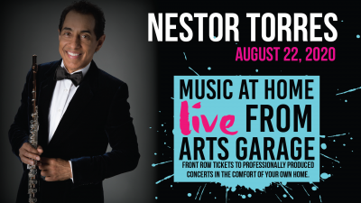 Music at Home: Live from Arts Garage with Nestor T...