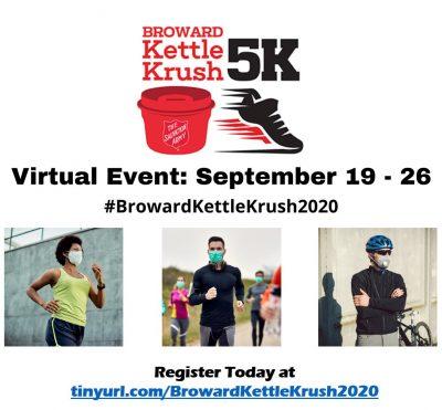 Third Annual Kettle Krush 5K - Virtual!