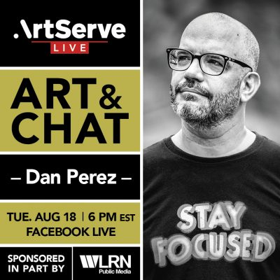 Art and Chat with Dan Perez