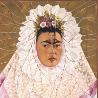 Virtual | Intro to Creativity Workshops featuring Frida Kahlo