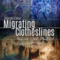 """Migrating Clotheslines"" Solo Exhibition"