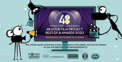 Awards Show: Miami/Fort Lauderdale 48 Hour Film Pr...