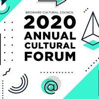 Annual Cultural Forum 2020
