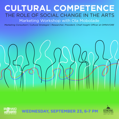 Cultural Competence: Social Change in the Arts