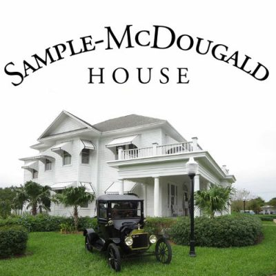 SAMPLE McDOUGALD HOUSE
