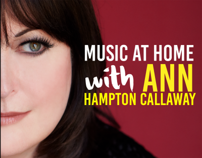Music at Home with Ann Hampton Callaway – Let'...
