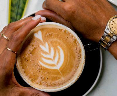 Crema Gourmet Espresso Bar celebrate National Coff...