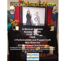 Godmother Death; A Mexican folktale told with shadow puppets