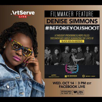 Filmmaker Feature: Denise Simmons