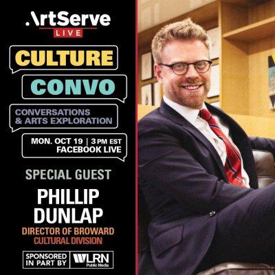 Culture Convo w/ Phil Dunlap