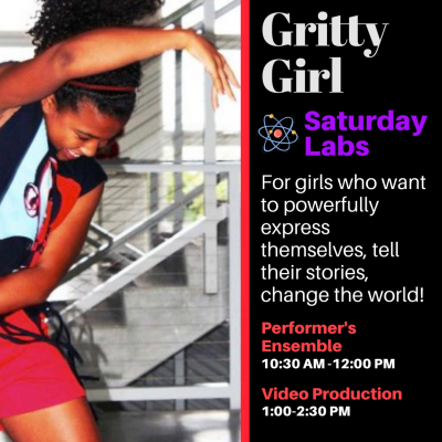 Gritty Girl Saturday Labs