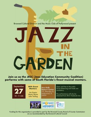 Jazz in the Garden