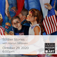 Soldier Stories with Marilyn Johansen