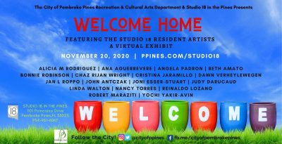 Studio 18 and the City of Pembroke Pines presents ...