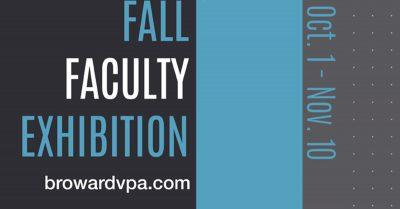 Broward College Faculty Exhibit