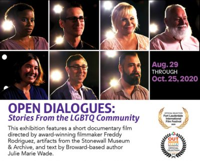 Open Dialogues: Stories from the LGBTQ Community