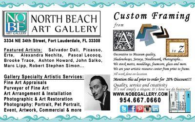 North Beach Art Gallery