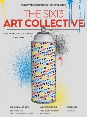 The Six13 Art Collective