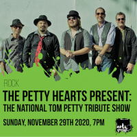 The Petty Hearts: The National Tom Petty Tribute Show