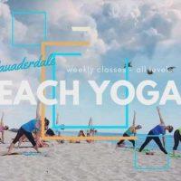 Ft Lauderdale Beach Yoga and Meditation