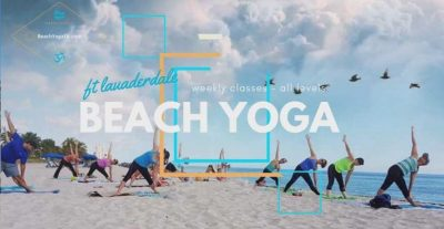 Ft Lauderdale Beach Yoga and Meditation