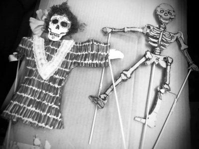 Skeleton Puppet Workshop