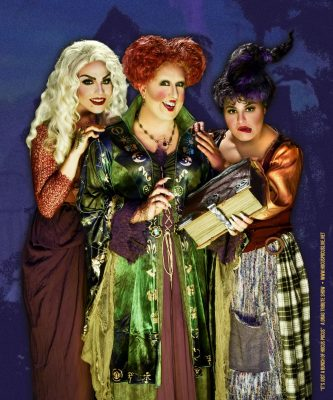 IT'S JUST A BUNCH OF HOCUS POCUS Lands at The Ke...