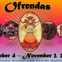 "Annual ""Ofrendas"" Cultural Exhibit Celebrates Hispanic Heritage Month at History Fort Lauderdale"