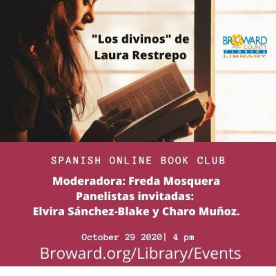 Broward County Library's Spanish Online Book Discu...