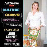 Culture Convo with Jodi Tanner