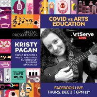 Special Presentation: Covid VS Arts Education