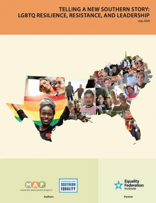 A Conversation with Movement Advancement Project and Campaign for Southern Equality
