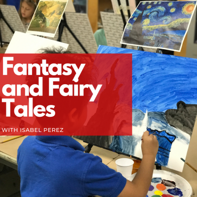 Fantasy + Fairy Tales
