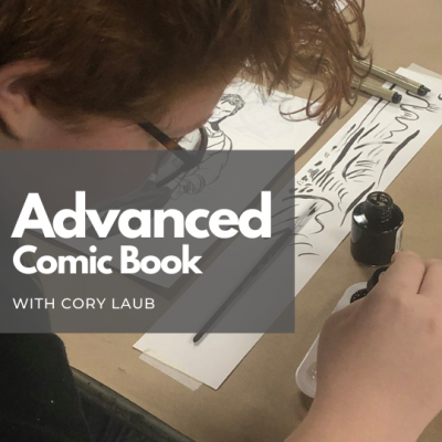 Advanced Comic Book Design