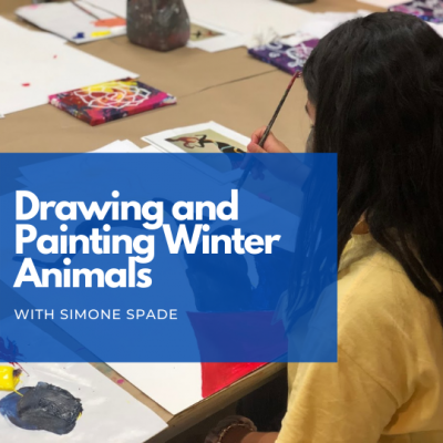Drawing & Painting Winter Animals