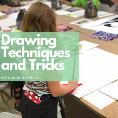 Drawing Techniques & Tricks
