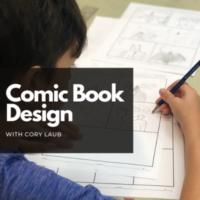 Comic Book Design