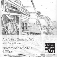 An Artist Goes to War with John Bowen