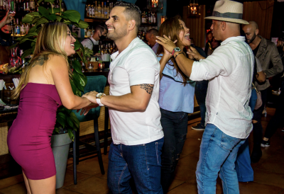 A Night Made for Salsa Lovers