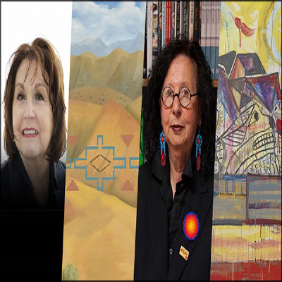Virtual conversation with Native American artists ...