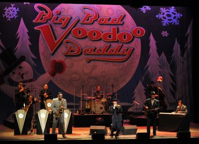 Big Bad Voodoo Daddy: Wild and Swingin' Holiday Pa...