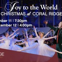 Christmas at Coral Ridge: Joy to the World Concert