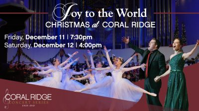 Christmas at Coral Ridge: Joy to the World Concert...