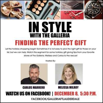 Find the Perfect Gift During In Style with The Gal...