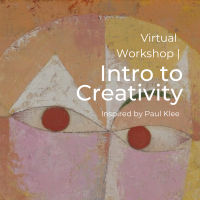 Virtual | Intro to Creativity Workshop inspired by Paul Klee