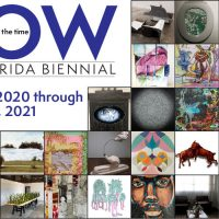 Artist Talk with 2020 Florida Biennial Guest Curator Coralie Claeysen-Gleyzon
