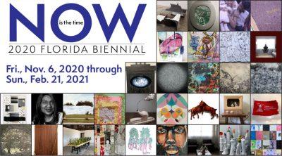 Artist Talk with 2020 Florida Biennial Guest Curat...