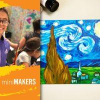 Virtual MOCA miniMakers: Miami Art Week Edition