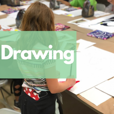 Drawing Class with Coral Springs Museum