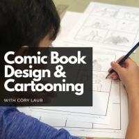 Comic Book Design & Cartooning